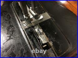 1888 Antique Singer 12K fiddle base handcrank sewing Machine