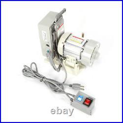 600W Tie Bar Brushless Servo Motor for Industrial Sewing Machine Energy Saving