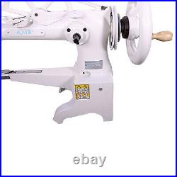 AXIS 2972B Patch Leather Sewing Machine Shoe Repair Boot Patcher Throat 11.8 In
