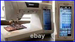 BABY LOCK ESg3 COMPUTERIZED SEWING MACHINE & EMBROIDERY UNIT, MADE IN JAPAN