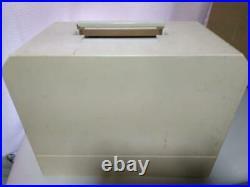 BERNINA Riccar Holidayne 1090 Luxury Sewing Machine Hard Case
