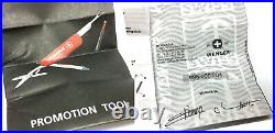 BERNINA WENGER VICTORINOX Sewing Machine Swiss Pocket Knife Mini Discontinued