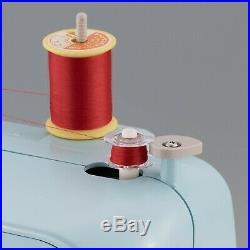 BRAND NEW Brother Full-Size Sewing Machine 17 Stitch LX3817A Turquoise Aqua Blue