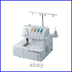 BROTHER 2340CV Cover Stitch Machine with 1,2 or 3 Thread Stitching. NEW