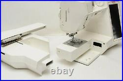 Baby Lock Ellageo ESG3 Sewing & Embroidery Machine