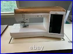 Baby Lock Ellisimo Gold Sewing And Embroidery Machine BLSOG 840