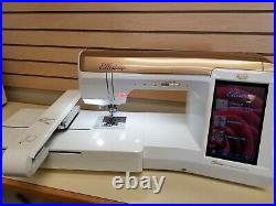 Baby Lock Ellisimo Sewing And Embroidery Machine