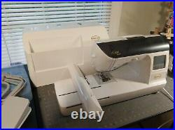 Baby Lock Ellure Sewing Machine & Embroidery