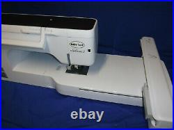 Baby lock Solaris 2 Sewing Machine and Embroidery Combo opened box READ