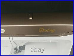 Babylock Destiny Sewing and Embroidery Machine Fully Serviced + Kit 1