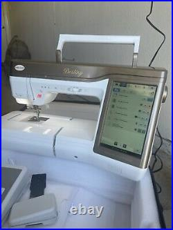 Babylock sewing embroidery machine. Purchased On 12/26/20
