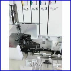 Bernette B42 2 & 3 Needle Coverhem Cover Stitch Machine 4 Thread New