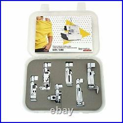 Bernette Funlock B48 48 Overlock Coverstitch Serger Sewing Machine + Bonus