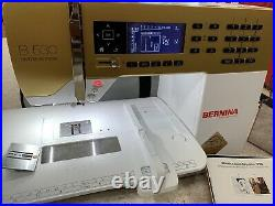 Bernina 530 Gold Limited Edition Sewing and Quilting Machine + Stitch Regulator