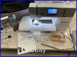 Bernina 750 QE Sewing Machine (Quilters Edition) with BSR Stitch Regulator
