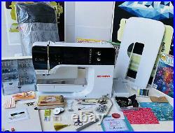 Bernina 790 Sewing Machine + Embroidery Module