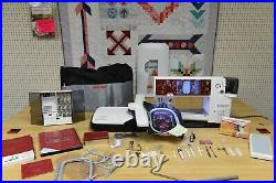 Bernina 830 LE Sewing/Quilting/Embroidery Machine + BSR Stitch Regulator