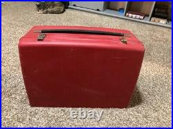 Bernina 830 Record Sewing Machine In Hard Case, complete, very nice condition