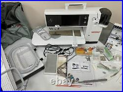 Bernina 830 Sewing/Quilting/Embroidery Machine with BSR Stitch Regulator 46HRS