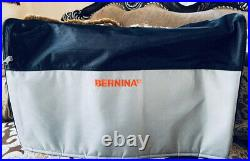 Bernina 880 PLUS Sewing Embroidery Machine LOW STCHS