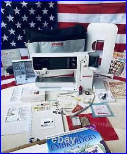 Bernina 880 PLUS Sewing Quilting Embroidery Machine
