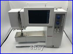 Bernina Artista 730 Computerized Sewing & Embroidery Machine WithAccess. & Bags