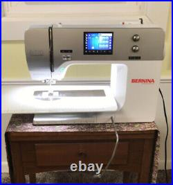 Bernina B 770 QE Quilters Edition Sewing Machine Pre-owned