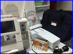 Bernina artisita 730E Computerized Sewing and Embroidery Machine