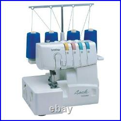 Brother 1034D 3/4 Lay-In Thread Sewing Serger Overlock Machine (New In Box)