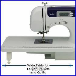 Brother CS6000i Computerized Sewing Machine with 60 Stitches and Free Bonus New