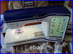 Brother Dream Machine Sewing & Embroidery Machine Excellent Condition XV8500