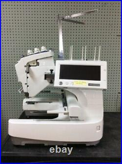Brother Embroidery Machine PR600 II Embroidery Machine Serviced Recently