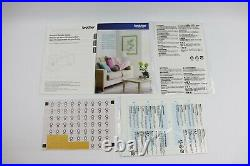 Brother Innov-is XP1 Luminaire Sewing / Embroidery Machine Fully Accessorized