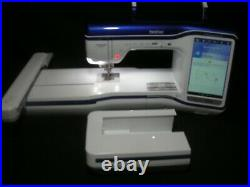 Brother Innov-is XV8500D Dream Machine upgraded, Sewing, Embroidery, Quilting