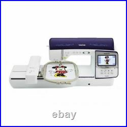 Brother Innovis NQ3600D Sewing and Embroidery Machine New With Bonus