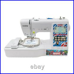 Brother LB5000M Sewing and Embroidery Machine Marvel Theme