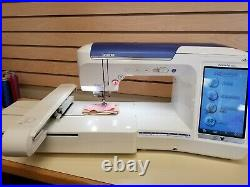 Brother NV6000D Quattro Sewing And Embroidery Machine