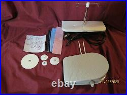 Brother NV6000D Sewing Embroidery Machine Original Box GH2116