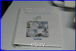 Brother Pacesetter ULT2001 Embroidery Sewing Machine-Fully Serviced