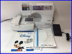 Brother SE-270D Computerized Disney Sewing Embroidery Machine With Pedal