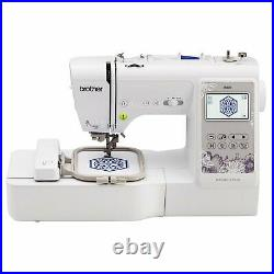 Brother SE600 Computerized Combo Sewing & Embroidery Machine