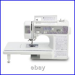 Brother SQ9285 150-Stitch Computerized Sewing Quilting Machine with Wide Table