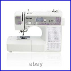 Brother SQ9285 Computerized Sewing Quilting Machine + 10 Feet + Table
