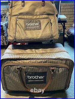Brother Sewing and Embroidery Machine XV8500D