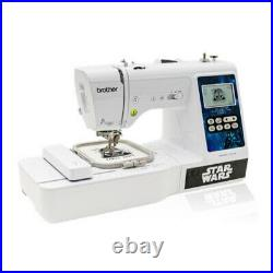 Brother Star Wars Computerized Sewing and Embroidery Machine (White)