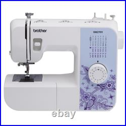 Brother XM2701 Lightweight, Full-Featured Sewing Machine with 27 Stitches NEW