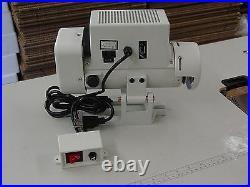 Consew EL-550 Sewing Machine Servo Motor 550 Watt 110 Volt Motor c s m 550-1
