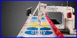 Grace Q'nique Long Arm Quilting Machine Display Demo Model