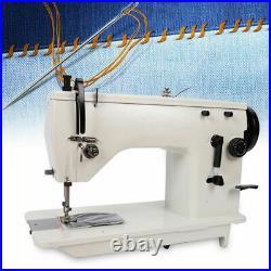 HEAVY DUTY Portable Upholstery Walking Foot Industrial Sewing Machine Head