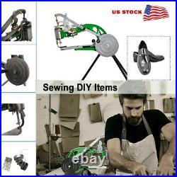 Hand Cobbler Shoe Repair Sewing Machine Making Dual Cotton Nylon Thread Leather